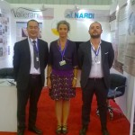 Vallerani System at UNCCDCOP13 in Ordos, China